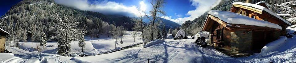 b&b Lo Djoua de Toueno valle d'aosta