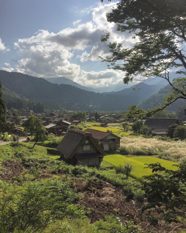 Villaggio Shirakawa-Go