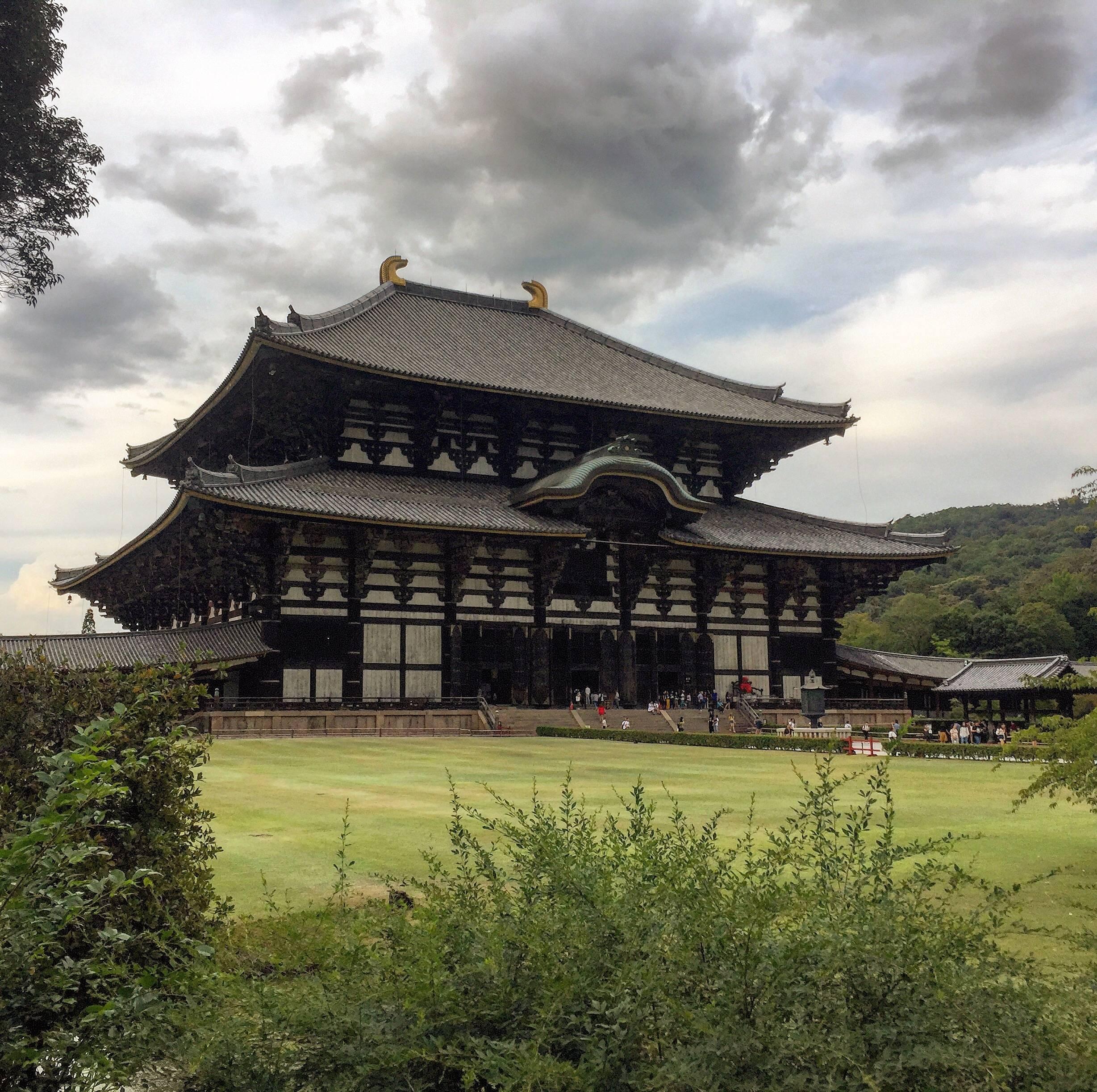 Tempio Tōdai-ji - Nara