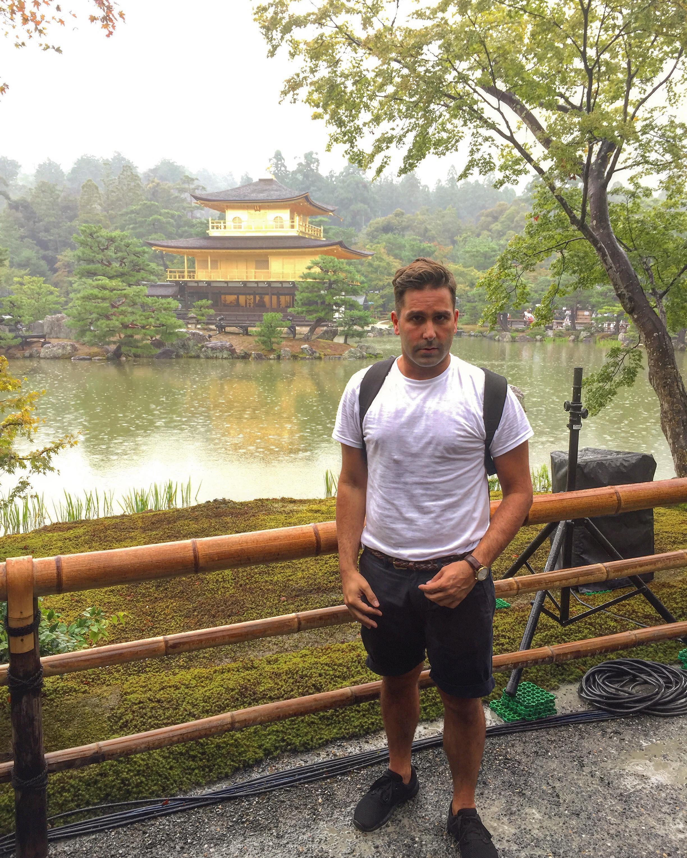Tempio Kinkaku-ji - Kyoto